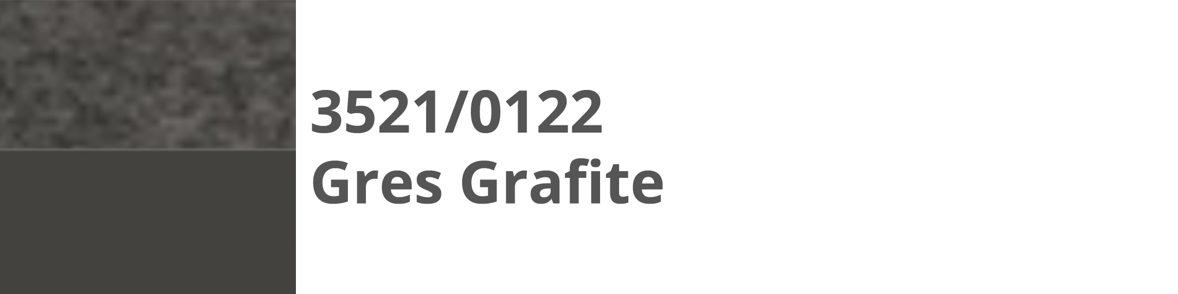 3521 122 Gres_Grafite