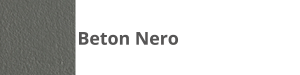 E07 Beton Nero