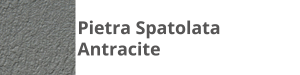 E14 Pietra Spatolata Antracite
