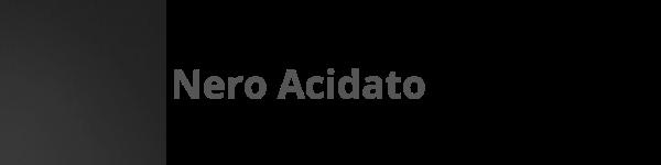 G06 Nero Acidato