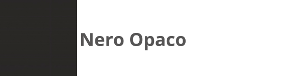 M04 Nero Opaco