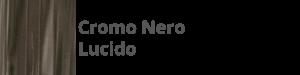 M09 Cromo Nero Lucido