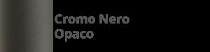 M10 Cromo Nero Opaco