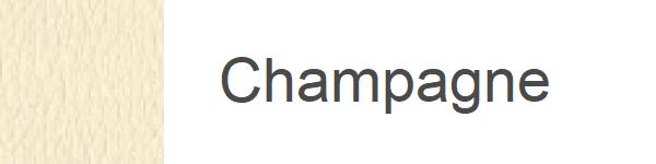 Ecopiele Champagne