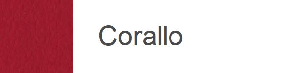 Ecopiele Corallo