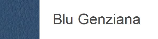 Ecopiele Blu genziana