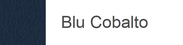 Ecopiele Blu cobalto