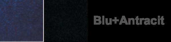 U02 Blu+Antracit metalizat