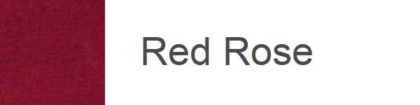 Velur Red rose