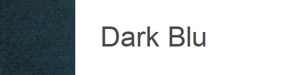 Velur Dark Blu