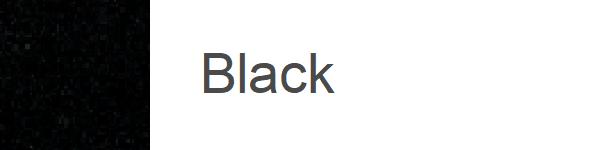 Velur Black