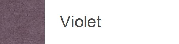 Velur Violet
