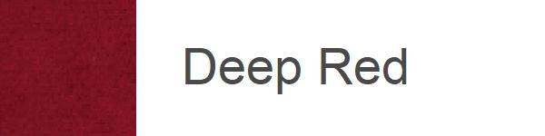 Velur Deep red